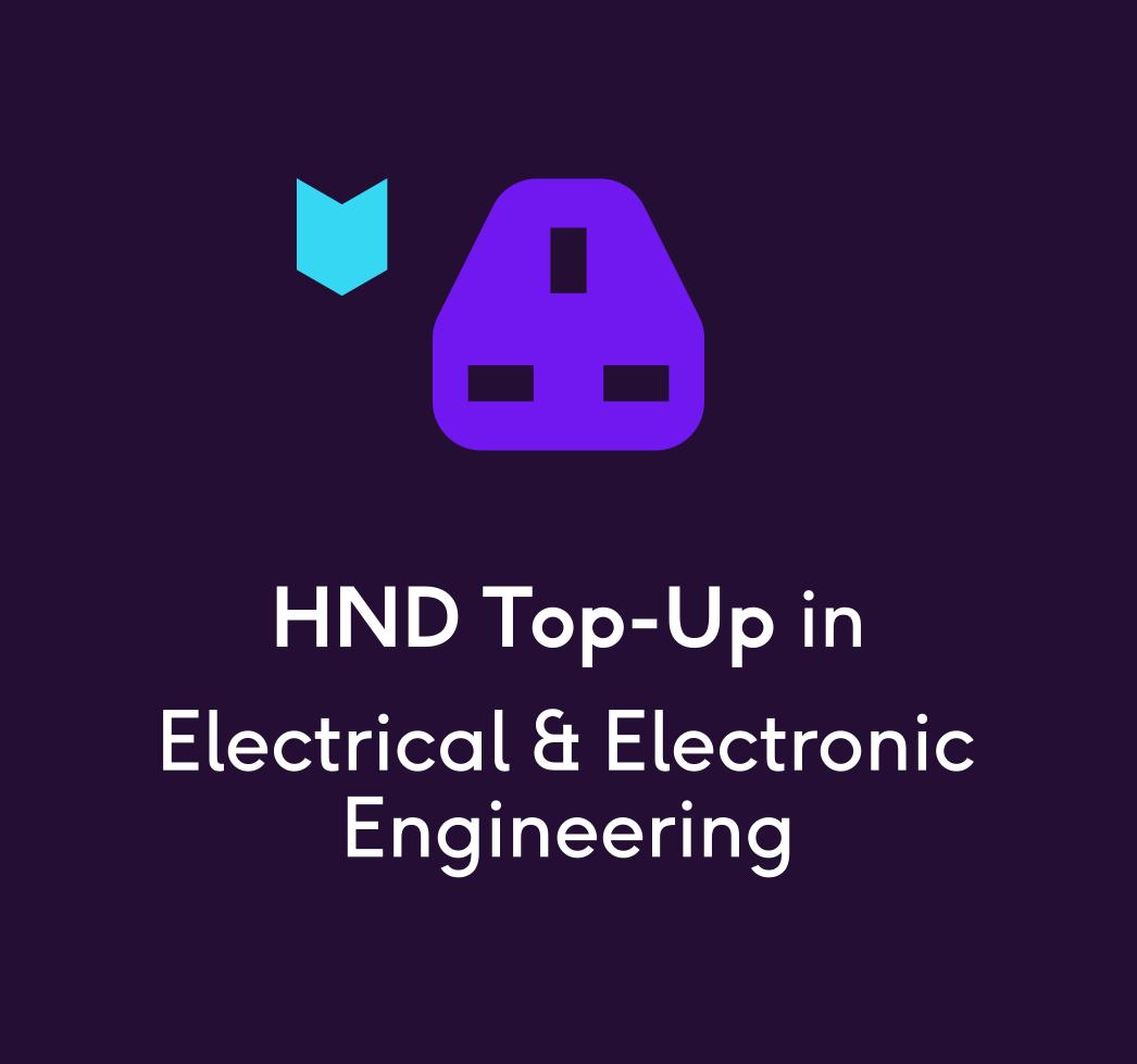 HND Top Up Elec V2